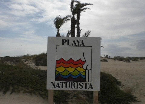 Nudist beach near torrevieja spain are not