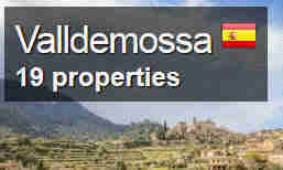 Valldemossa-Hotels