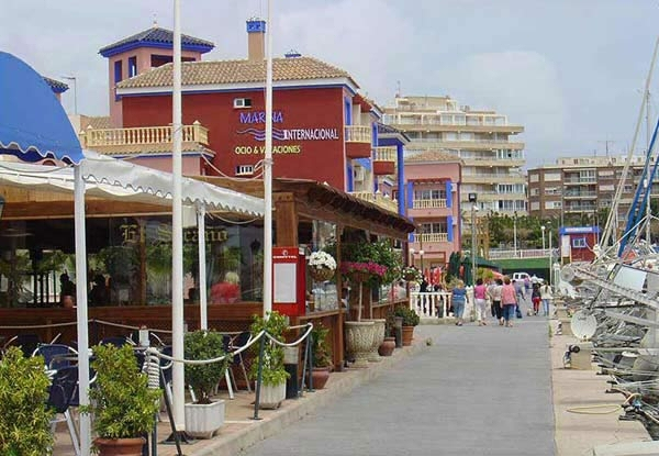 Hotels and Room Information Torrevieja Costa Blanca